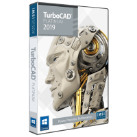 TurboCAD 2019 Platinum Annual Subscription Thumbnail