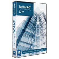 TurboCAD 2019 Professional Subscription Thumbnail