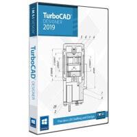 TurboCAD 2019 Designer Thumbnail