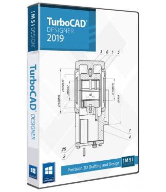TurboCAD 2019 Designer