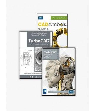 TurboCAD 2019 Platinum Bundle