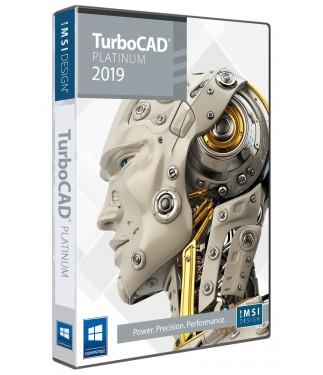 TurboCAD 2019 Platinum Upgrade from TurboCAD 2018 Pro Platinum