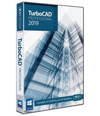 TurboCAD 2019 Professional