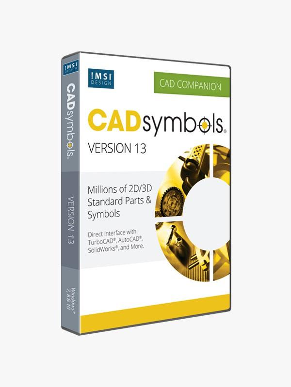 CADsymbols v13