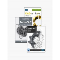 TurboCAD 2019 Deluxe Bundle Thumbnail