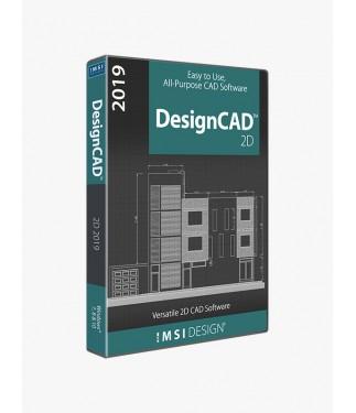 DesignCAD 2D 2019