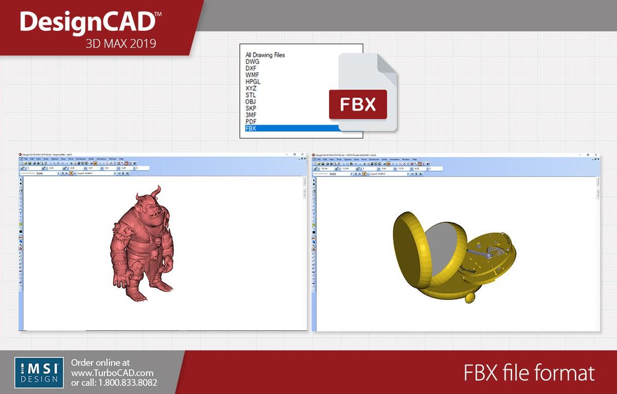 DesignCAD 3D Max 2019