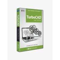 TurboCAD Mac Deluxe 2D/3D v11 Thumbnail