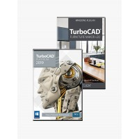 TurboCAD 2019 Platinum Bundle with The... Thumbnail
