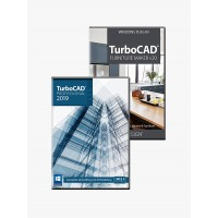 TurboCAD 2019 Professional Bundle with The... Thumbnail