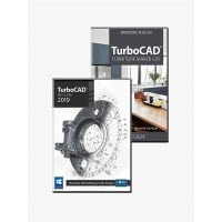 TurboCAD 2019 Deluxe Bundle with The... Thumbnail