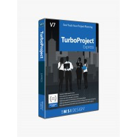 TurboProject Express v7 Thumbnail