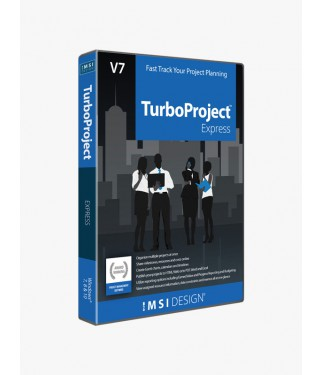 TurboProject Express v7