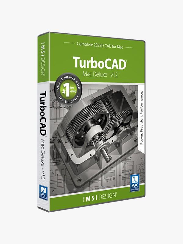 Turbocad Mac Deluxe 2d 3d V12