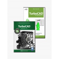 TurboCAD v12 Pro/PowerPack Bundle Thumbnail