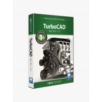 TurboCAD Mac v12 Pro Subscription Thumbnail