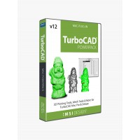 TurboCAD Mac v12 PowerPack for Deluxe Thumbnail