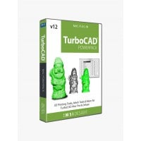TurboCAD Mac v12 PowerPack for Pro Thumbnail