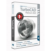 TurboCAD 2020 Platinum Subscription Thumbnail