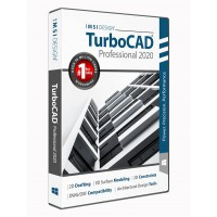 TurboCAD 2020 Professional Subscription Thumbnail