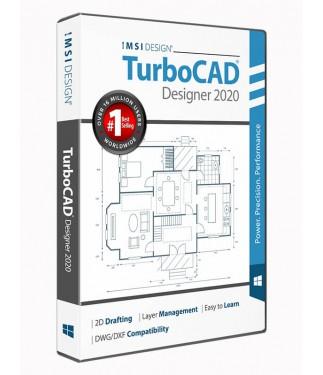 TurboCAD 2020 Designer