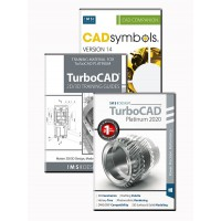 TurboCAD 2020 Platinum Bundle Thumbnail