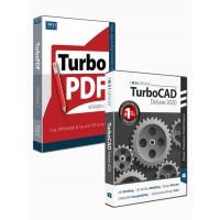 TurboCAD 2020 Deluxe & TurboPDF v3 Bundle Thumbnail