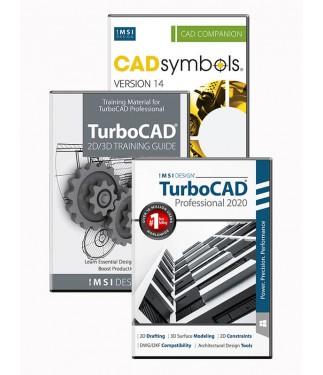 TurboCAD 2020 Professional Bundle