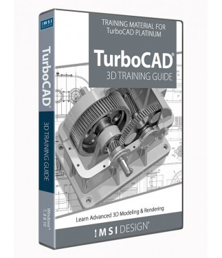 3D Training Guide for TurboCAD Pro Platinum 2018