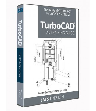 2D Training Guide for TurboCAD Pro Platinum 2018