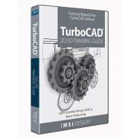2D/3D Training Guide for TurboCAD Deluxe. Thumbnail