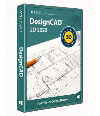 DesignCAD 2D Express 2020