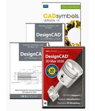 DesignCAD 3D Max 2020 Bundle