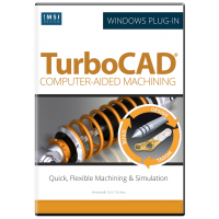 CAM Plug-in for TurboCAD Platinum 2019/2020 Thumbnail