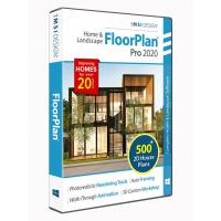 FloorPlan 2020 Home & Landscape Pro... Thumbnail