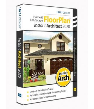 FloorPlan 2020 Instant Architect