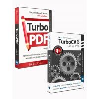 TurboCAD 2020 Deluxe & TurboPDF v4 Bundle Thumbnail
