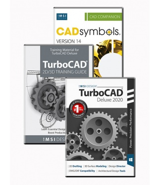TurboCAD 2020 Deluxe Bundle