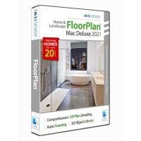 FloorPlan 2021 Home & Landscape Deluxe - Mac Thumbnail