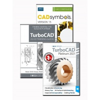 TurboCAD 2021 Platinum Bundle Thumbnail