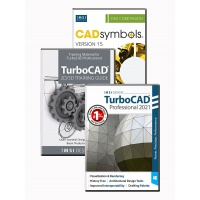 TurboCAD 2021 Professional Bundle Thumbnail