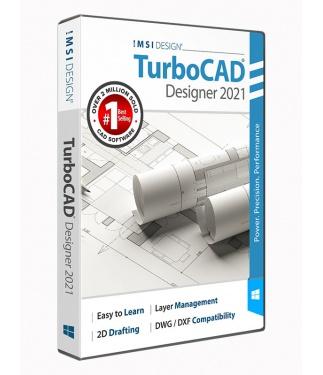 TurboCAD 2021 Designer