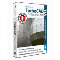 TurboCAD 2021 Professional Subscription Thumbnail