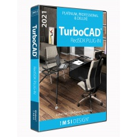 RedSDK Plug-in for TurboCAD 2021 Thumbnail
