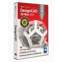 DesignCAD 2021 3D Max Subscription Thumbnail