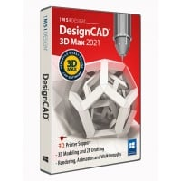 DesignCAD 2021 3D Max Upgrade from any... Thumbnail