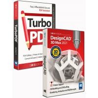 DesignCAD 2021 3D Max and TurboPDF v4 Bundle Thumbnail