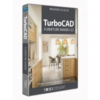 TurboCAD Furniture Maker v22 Thumbnail