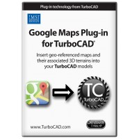 Google Maps Plug-in for TurboCAD Thumbnail