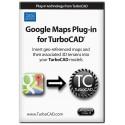 Google Maps Plug-in for TurboCAD